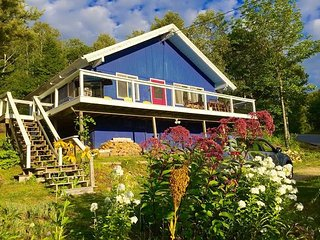 Cozy 2 BR plus Loft Jackson Home with Mountain Views. AC and Wifi! - Jackson vacation rentals
