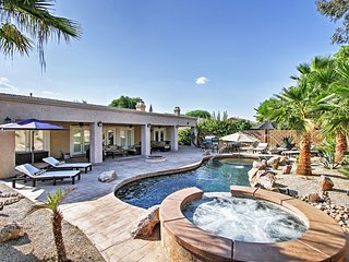 Modern 4BR Indio Home w/Saltwater Pool! - Indio vacation rentals