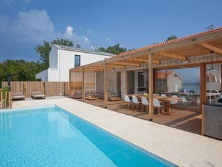 Design Villa Olea, seaview and pool - Klimno vacation rentals