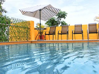 Sante at Baga - Rooftop Private Pool 5 Bed Villa - Baga vacation rentals