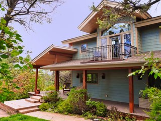 Upscale Home in provate, secluded location - Durango vacation rentals