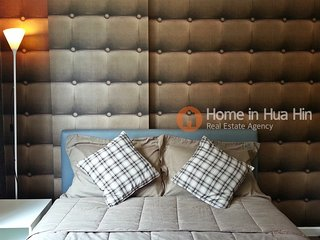 RCH55 Hua Hin Studio Condo Baan Kun Koey for Rent - Hua Hin vacation rentals