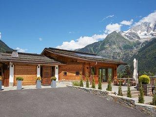 Chalet Marmotte Mountain Eco Lodge - Chamonix - Chamonix vacation rentals