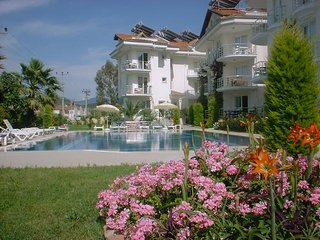 Spacious 3 Bed Apart 1 minute walk to the beach - Fethiye vacation rentals