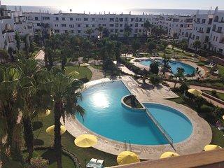 Rare duplexe à Marina Beach Tetouan Tanger - M'diq vacation rentals