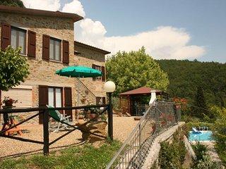 5 bedroom Villa in Loro Ciuffenna, Toscana, Italy : ref 2020520 - San Giustino Valdarno vacation rentals