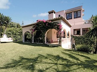 5 bedroom Villa in Mijas, Andalusia, Costa Del Sol, Spain : ref 2037054 - Sitio de Calahonda vacation rentals