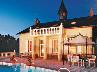 7 bedroom Villa in Val De Loire, Centre loire Valley, Indre, France : ref - Ardentes vacation rentals
