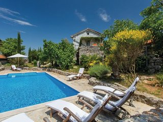 3 bedroom Villa in Krk, Kvarner, Croatia : ref 2047337 - Kapovci vacation rentals