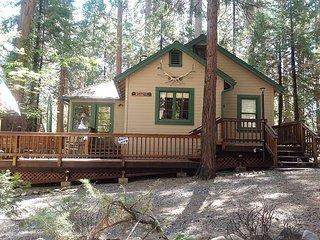 2 BR / 2 BA with Loft, Sleeps 8-10  Near town; Twain Harte Lake Privileges! - Twain Harte vacation rentals