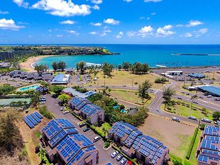 Banyan Harbor #F70: Nestled on a hillside overlooking Kalapaki Bay! - Lihue vacation rentals