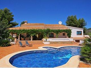 3 bedroom Villa in Javea, Costa Blanca, Spain : ref 2132589 - Javea vacation rentals