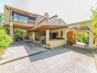 4 bedroom Villa in Buger, Mallorca : ref 2134982 - Buger vacation rentals