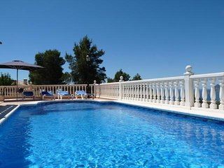 3 bedroom Villa in Altea, Alicante, Costa Blanca, Spain : ref 2135072 - Altea la Vella vacation rentals