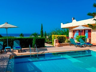 4 bedroom Villa in Sfakaki, Crete, Greece : ref 2213903 - Stavromenos vacation rentals