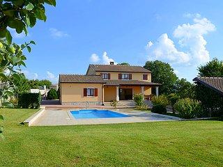 5 bedroom Villa in Sveti Petar u Sumi, Istria, Croatia : ref 2214027 - Sveti Petar u Sumi vacation rentals