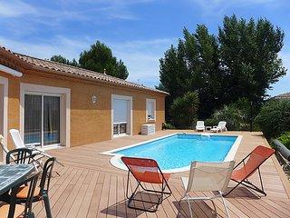 4 bedroom Villa in Montpellier, Herault Aude, France : ref 2214686 - Teyran vacation rentals