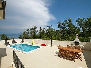 4 bedroom Villa in Labin, Istria, Croatia : ref 2216544 - Ravni vacation rentals