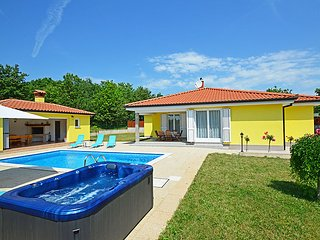 4 bedroom Villa in Labin, Istria, Croatia : ref 2216607 - Kunj vacation rentals