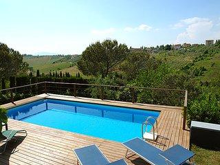 3 bedroom Villa in Vinci, Florence Countryside, Italy : ref 2217030 - Cerreto Guidi vacation rentals