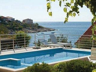 4 bedroom Villa in Rogoznica-Razanj, Rogoznica, Croatia : ref 2218934 - Cove Stivasnica (Razanj) vacation rentals