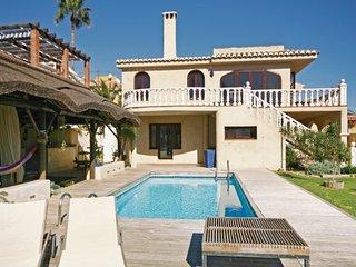 5 bedroom Villa in Mijas Costa, Costa Del Sol, Spain : ref 2222719 - Vinuela vacation rentals
