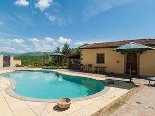 2 bedroom Villa in Talla, Tuscany, Italy : ref 2226348 - Province of Arezzo vacation rentals