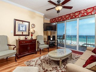 GD 504:Impressive 5th floor BEACH FRONT condo with FREE BEACH SERVICE & MORE! - Fort Walton Beach vacation rentals