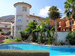 4 bedroom Villa in Albir, Costa Blanca, Spain : ref 2242532 - Albir vacation rentals