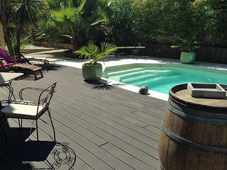 3 bedroom Villa in Beziers, Beziers, France : ref 2244611 - Montblanc vacation rentals