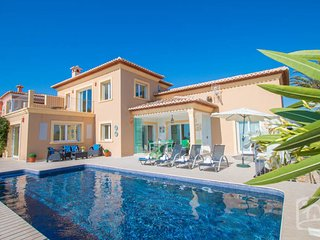 3 bedroom Villa in Benissa, Costa Blanca, Spain : ref 2246577 - La Llobella vacation rentals