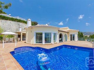 3 bedroom Villa in Moraira, Costa Blanca, Spain : ref 2246576 - La Llobella vacation rentals