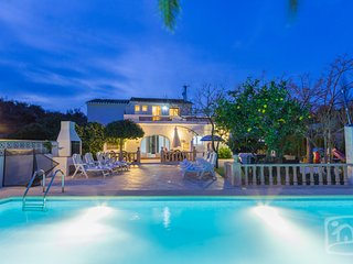 7 bedroom Villa in Benissa, Costa Blanca, Spain : ref 2246596 - La Llobella vacation rentals