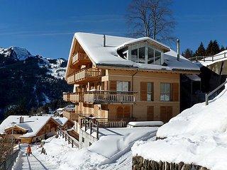 3 bedroom Apartment in Wengen, Bernese Oberland, Switzerland : ref 2250117 - Wengen vacation rentals