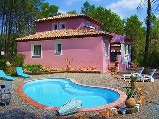 4 bedroom Villa in Les Arcs sur Argens, Provence, France : ref 2250658 - Taradeau vacation rentals