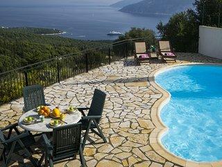 2 bedroom Villa in Fiskardo, Kefalonia, Greece : ref 2259556 - Fiscardo vacation rentals
