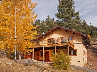 Squaw Valley Views -4 BR w/ Mountain Views, Pet-Friendly, & Close to Village! - Olympic Valley vacation rentals