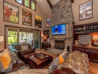 Swanky Suncadia Estate! 6BR | 5BA | Slps 20 | Hot Tub | WiFi - Cle Elum vacation rentals
