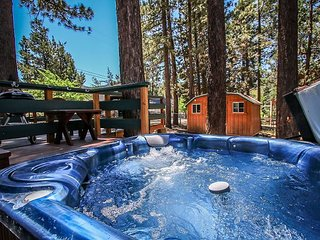 Private Hot Tub! Fireplace! Close to LAKE, Golf Course and Village - Big Bear Lake vacation rentals