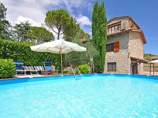 3 bedroom Villa in San Sano, Tuscany, Italy : ref 2266172 - Vagliagli vacation rentals
