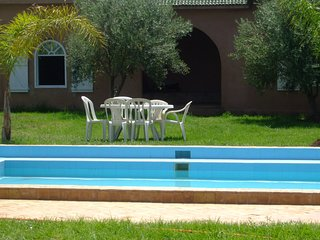 4 bedroom Villa with Children's Pool in Ait Ourir - Ait Ourir vacation rentals