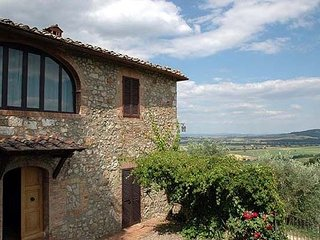 4 bedroom Villa in Stigliano, Tuscany, Italy : ref 2268148 - Stigliano vacation rentals