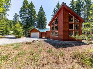 3-for-2 Spring, Awesome Cabin Nr Suncadia, Walking Trails, Covered Patio - Cle Elum vacation rentals