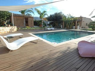 3 bedroom Villa in Cinisi, Sicily, Italy : ref 2269244 - Cinisi vacation rentals