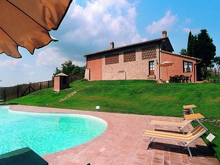 3 bedroom Villa in Certaldo, Tuscany, Italy : ref 2269841 - Certaldo vacation rentals