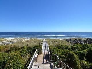 LITTLE HOUSE ON THE BEACH 4 BEDROOM HOME - Kure Beach vacation rentals