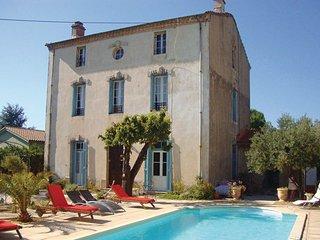 8 bedroom Villa in Capendu, Aude, France : ref 2279755 - Capendu vacation rentals