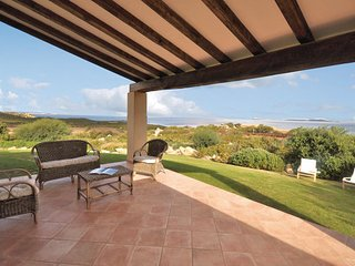4 bedroom Villa in Santa Teresa di Gallura, Sardinia, Italy : ref 2280422 - Conca Verde vacation rentals