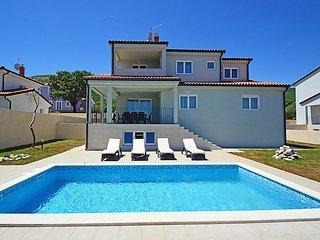 4 bedroom Villa in Labin, Istria, Croatia : ref 2283391 - Ravni vacation rentals