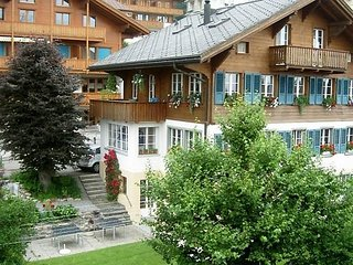 3 bedroom Apartment in Adelboden, Bernese Oberland, Switzerland : ref 2285821 - Adelboden vacation rentals